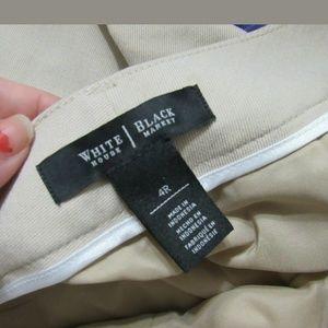 White House Black Market Pants - 4R WHBM Slim Ankle Suiting Pants